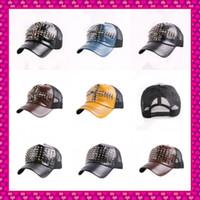 Wholesale Leather Snapback Design - Wholesale-Hot Wholesale new design summer women men leather baseball caps with studs rivets fashion punk unisex hip hop snapback cap hats