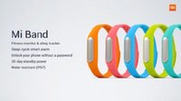 Wholesale Clock Level - 10pcs Mi Band Wearable Smart Bracelet Intelligent vibration Alarm Clock Tracker IP67 waterproof level For Xiaomi Mi4 3 iphone 6 plus 5s 5