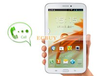 Оптовая 7-дюймовый MTK6572 Dual Core 2G Phone Call Android Tablet PC 512M RAM Bluetooth Слот SIM-карты Android 4.2 P1000 P8800