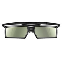 Wholesale Dlp 3d Active Glasses - Top Hot !!! 3D Active Shutter Glasses 96-144Hz for LG BENQ ACER SHARP DLP Link 3D TV Projector passive G15-DLP 3D Glasses V849