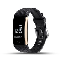 S2 Bluetooth Smart Band браслет Heart Rate Monitor IP67 Водонепроницаемый браслет Smartband для Android IOS Phone