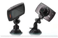 video dash car оптовых-1080P 2.7-дюймовый ЖК-автомобильный видеорегистратор автомобильная камера видеорегистратор тире Cam G-sensorG30 автомобильный рекордер DVR бесплатная доставка