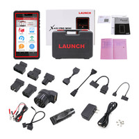 Wholesale launch code reader pro for sale - Group buy Launch X431 Pro Mini Auto Diagnostic Tool Support WiFi Bluetooth Full Systems Pro pros mini OBD2 Diagnostic Scan Tool Update Online