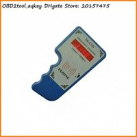 Wholesale Remote Control Scanner - AQkey OBD2tool handheld frequency counter SK-C100 wireless remote control key frequency tester 250mhz-450Mhz frequency meter scanner