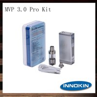 Wholesale Innokin Itaste Mvp Kit - Innokin iTaste MVP 3.0 Pro Kit iSub G MVP 3.0 60W 4500mah Battery iTaste MVP3PRO Ecigarette Kits 100% Original