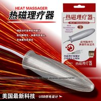 Wholesale Male Sex Toy Heater - Wholesale-Heat Massager, Male Anal Massager, Sex Toys, Prostate Massager, Anal Plug, Masturbator Heater, Sex Products
