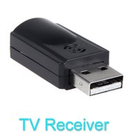 Wholesale Digital Tv Receiver Pc - Mini USB DVB-T Digital TV Stick Card Tuner Recorder Receiver for Freeview Laptop PC