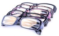 Wholesale Tv Protection Glasses - Computer TV Radiation Protection Anti-fatigue Glasses Unisex Fashion 5 colors anti radiation computer glasses men Women
