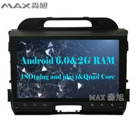 2G + 16G Pure android 6.0 9inch Car DVD Radio для Kia Sportage 2011-2015 с емкостным экраном 3G 4G WIFI BT SWC GPS
