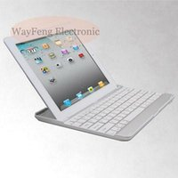 Gros-Portable Bluetooth 3.0 Wireless Keyboard Russian Disposition Pour PC Ordinateur portable Tablet téléphone intelligent et Macbook iPad F5
