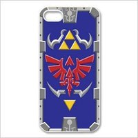 Wholesale Iphone Zelda - The Legend of Zelda shield case for iPhone 4s 5s 5c 6 6s Plus ipod touch 4 5 6 Samsung Galaxy s2 s3 s4 s5 mini s6 edge plus Note 2 3 4 5