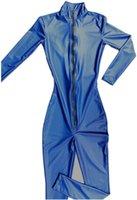 catsuit de látex livre venda por atacado-2015 new hot sexy ursinhos Bodysuits Zentai Catsuit trajes sm brinquedos sexuais frete grátis