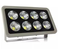focos de jardín de alta potencia al por mayor-Reflector LED de alta potencia COB LED Luz de inundación 150W 200W 300W 400W 500W Proyectores de jardín al aire libre Proyectores comerciales AC85-265V LLFA