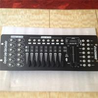 контроллер перемещения оптовых-Горячий регулятор сбывания 1pcs / 192 DMX, оборудование DJ дирижирования этапа для водить par, прожектора moving голов Свободная перевозка груза