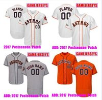 Customized Houston astros jersey baseball jerseys world series Houston  Astros Justin Verlander Ken Giles Mike Fiers Jeff Bagwell Craig Biggi ... c5e6113cb