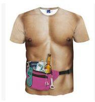 Wholesale Browning T Shirt Small - Whole-sale new fashion mens womens 3D t-shirt character print Biggies Smalls funny short sleeve tee shirts tshirt for man woman