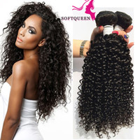 Wholesale Top Weave Sellers - Top Seller 8a Malaysian Human Hair Extentions 4pcs Mongolian Afro Kinky Curly Virgin Hair Cheap Malaysian Curly Wavy Hair Weaves