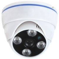 "Wholesale Effio P Dome - 3.6mm 700TVL 1 3"" Sony Effio-E 960H 811+4140 4pcs Array IR LEDs Plastic Indoor Dome CCTV Camera CCT_038"