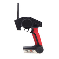 Wholesale Transmitter For Toy - Universal Original Wltoys A949 57 Part RC Car 2.4G Transmitter for Wltoys A949 A959 A969 A979 K929 1 18 RC Car Toys order<$18no track