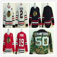 Wholesale Wholesale Sports Jerseys Authentic - Cheap Chicago Blackhawks Youth Men Women 2 Duncan Keith Best quality Authentic Ice hockey stitching Jerseys Sports Embroider jersey
