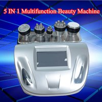 Wholesale Cellulite Reduce Slimming Machine - CE cavitation slimming machine rf face tightening machines body slimming liposuction machines Fat Reduce Cellulite Removal Device