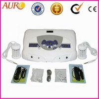 Wholesale Detoxification Machine - detoxification ion cleanse machine treatment foot and have MP3 player Dual System Detox Machine foot spa AU-04