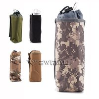 Wholesale Outdoor Modular - Outdoor Tactical Army Molle Modular Insulated Heat Cold Water Bottle Bag Pouch