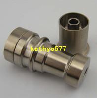 titanyum sonsuz çivi toptan satış-Yeni D-Tırnak V1.2 kafa Infiniti hibrid enail / e-tırnak Titanyum Kubbesiz 20mm E-tırnak D - Tırnak