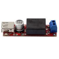 ingrosso batteria del misuratore elettrico-All'ingrosso-1Pc DC 7V-24V a 5V 3A Step Down Buck KIS3R33S Modulo 5V Convertitore di uscita USB Hot in tutto il mondo
