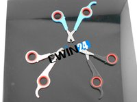 Wholesale Professional Dog Nail Clippers - Professional Nail Clippers Scissors Grooming Trimmer For Pet Dog Cat New and High Quality Low Price 10pcs