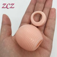 Wholesale Men Toys Sex Photos - Real Photo 2pcs set Silicone Penis Rings Foreskin Rings Delay Cock Rings Penis Sleeves Sex Products for Men Adult Erotic Toys