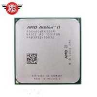 Procesador AMD Athlon II X3 460 3.4GHz 1.5MB L2 Cache Socket AM3 Triple-Core piezas dispersas cpu