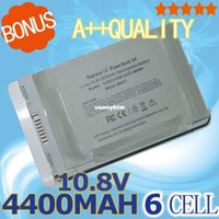 BEST- 4400mAh per Apple PowerBook G4 12 M8760