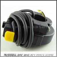 Wholesale Bike Motor Stroke - Throttle Kill Switch For 2 Stroke Minibike Motorized Bicycle Bikes Motor 49-80cc