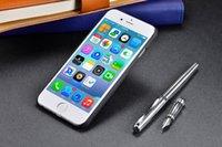 Wholesale Sgp Matte - Wholesale-High Quality SGP Premium Matte Quicksand Hard Case for Apple iPhone 6 Plus Korea Styles SGP Cases For iPhone6 Plus 5.5''