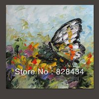 Wholesale High Grade Oil Paints - Free shipping and 100% high-grade hand-painted wall art, abstract oil paintings, modern home decoration