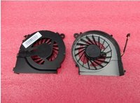 Wholesale Hp G62 Notebook - new laptop cpu cooling fan for HP Pavilion CQ56 G56 CQ42 G42 CQ62 G62 G4 G6 G7 notebook fan KSB06105HA DFS53II05MC0T FAAX000EPA order<$18no
