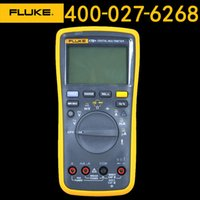 Wholesale Cheap Digital Multimeter - Wholesale-flagship store! (FLUKE) F17B + Cheap digital multimeter multimeter