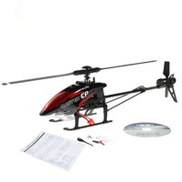 All'ingrosso-Originale Walkera MASTER CP Flybarless 6-Axis Gyro 6CH 3D RC non incluso trasmettitore BNF Version