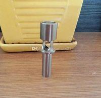 Wholesale flux nail online - 18mm Flux Titanium Nail
