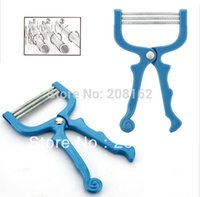 Wholesale Circle Hair Clips - Epilator Face Epi Roller Remover Facial Hair Removal Stick Bristle Trimming Device Clip Skin Care Tools ( mix order 10 usd )