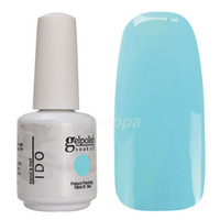 Wholesale Ido Nail Polish - Wholesale-15ml IDO gelpolish UV Nail Gel 1595 Hot Sale Soak Off Color Gel Nail Polish