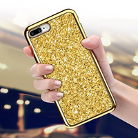 Wholesale S7562 Cases - For Samsung S5360 S5830 S7562 I8552tv I9082 Hot Sale Brand New Hybrid Defender Starry Bling Glitter Diamond Rhinestone TPU Phone Case Retail