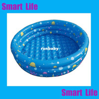 Wholesale Inflatable Swim Set - B003 Free shipping children kids play sand ocean ball pool Swimming pool inflatable pool paddling pool Swim Ring