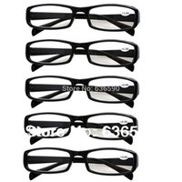 Wholesale mens reading glasses - 5 Pairs Unbreakable Black or Tortoiseshell Mens Womens Durable Reading Glasses Eyewear Longsighted Lenses Strength +1.00 to +4.0