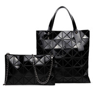 Diamant Lattice célèbres Replier Sacs Set femmes Cheap Handbags Cartables Shopper Sac bandoulière Totes Sac bagage