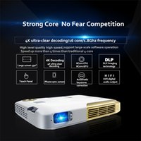 G20 LED Portable Projecteur 2000LM Mini HDMI Professionnel Accueil Media Player 4 K HD Intelligent Multimédia Jeu Projecteur Home Cinéma Chine