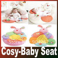 Wholesale Elc Gym - Wholesale-In Stock !!!! Free Shipping ELC Blossom Farm Sit Me Up Cosy-Baby Seat,Baby Play Mat Gym Small Baby game pad