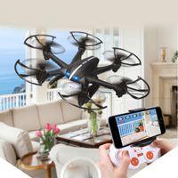 Wholesale Add Motor - Free Shipping MJX X800 2.4G 6-Axis RC Quadcopter Mini Drone Can Add C4005 FPV Camera Upgrade MJX X600 X400