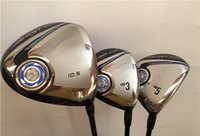 Wholesale aw free - XXIO MP900 MP1000 Full Set Golf Clubs Include DR 9.5d 10.5d+FW#3,#5 + Irons #4-#9,Pw,Aw,Sw With Without putter all with free headcovers
